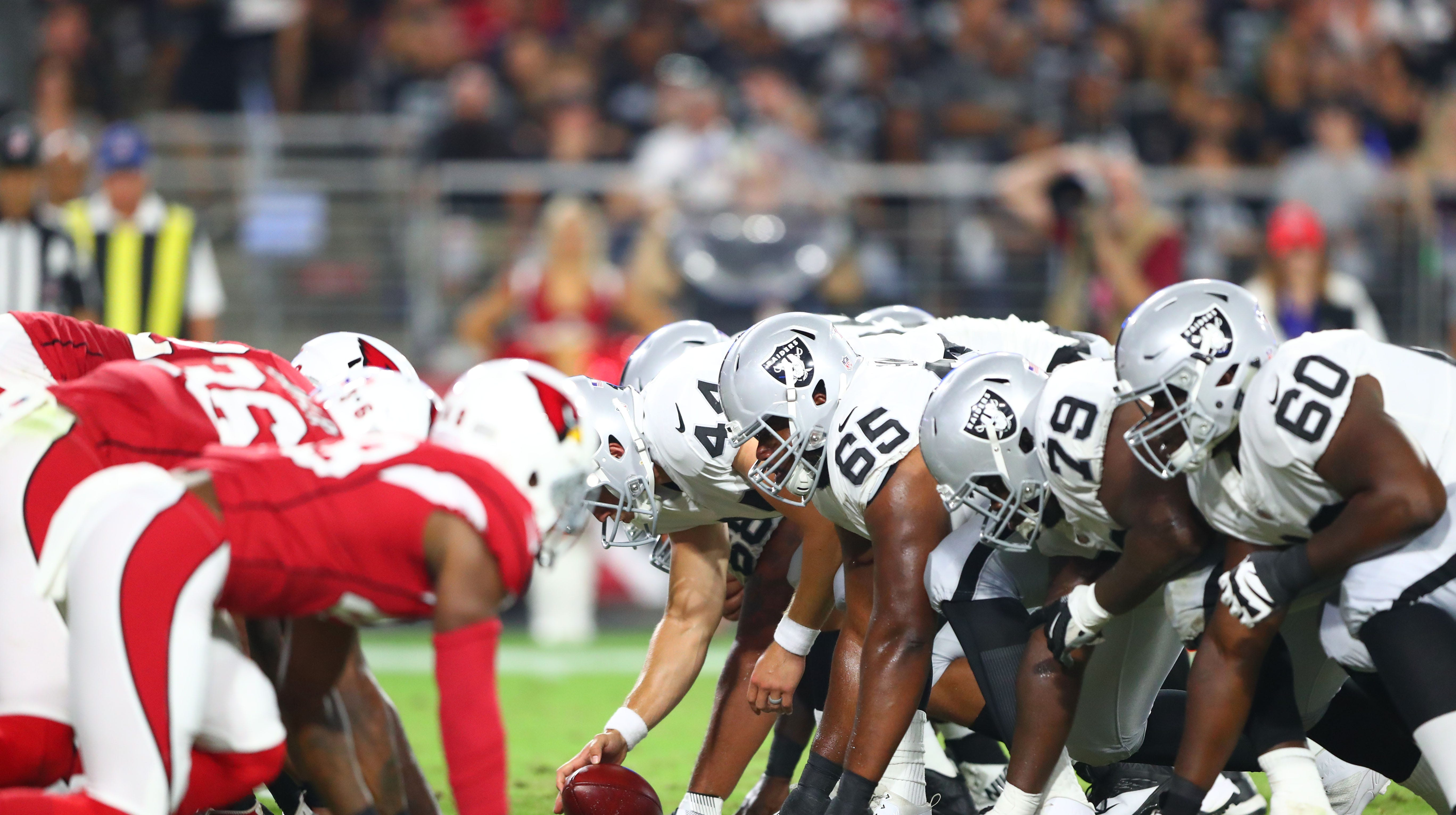 Image result for raiders cardinals