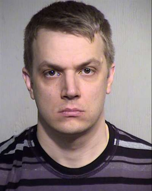 Michael Pomeroy Booking Photo
