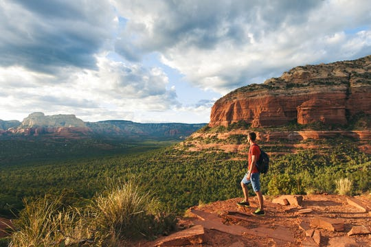 Sedona offers residents breathtaking views year-round.