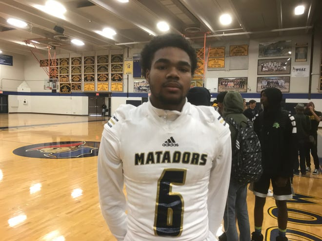 Shadow Mountain football and basketball player Jalen Williams is going to play both sports at Nevada.