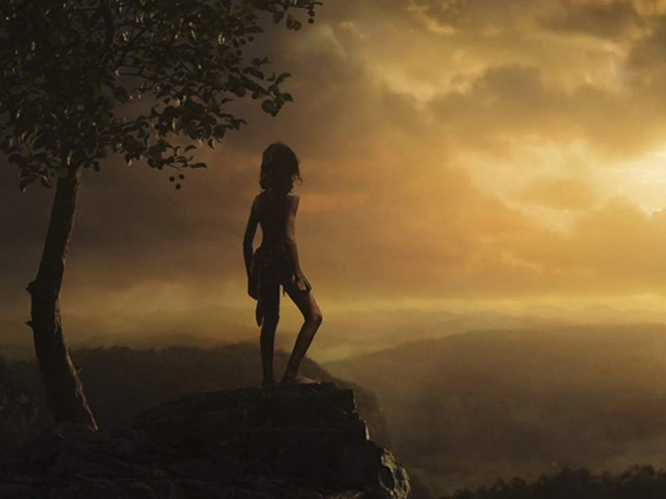"""Mowgli: Legend of the Jungle"" (PG-13): Yet another adaptation of Rudyard Kipling's 1894 ""Jungle Book,"" this slightly darker, non-Disney'fied take from Andy Serkis follows conflicted man-cub Mowgli bridge the worlds of civilization and wilderness. 