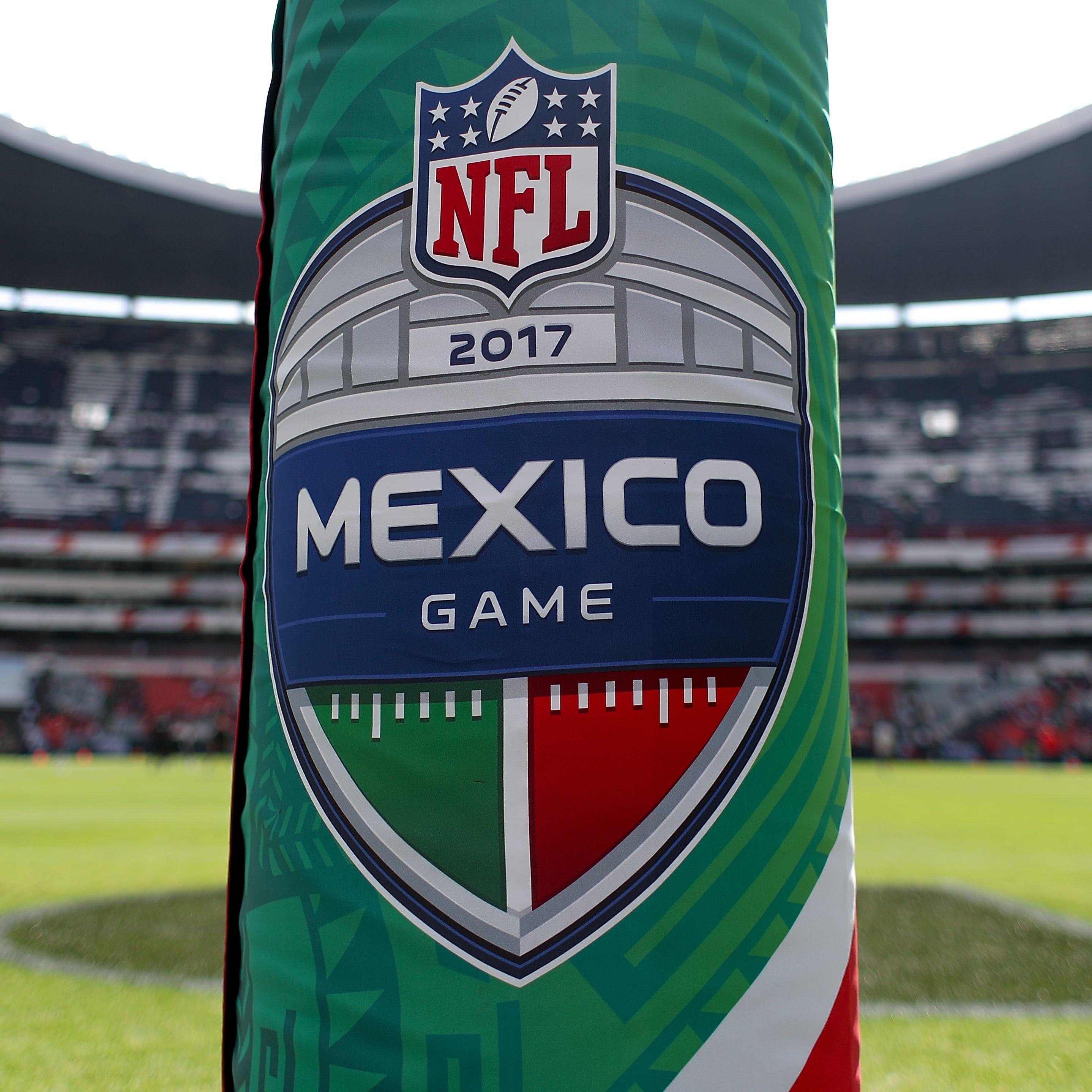 La NFL cancela el partido en México por las malas condiciones del campo