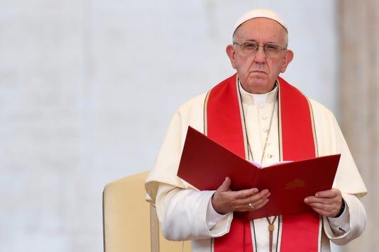 Vatican Pope Audience