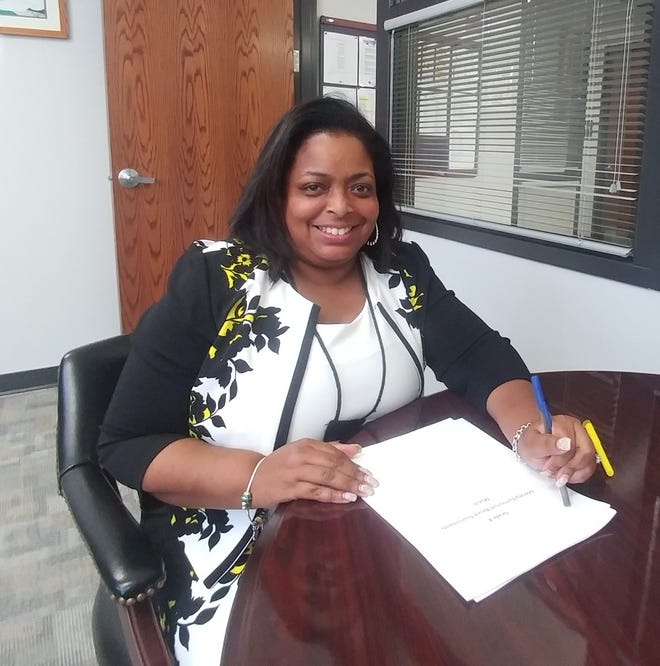 York City acting Superintendent Andrea Berry