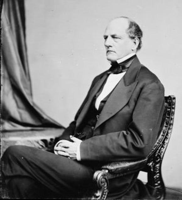 Judge George Washington Woodward (LOC)
