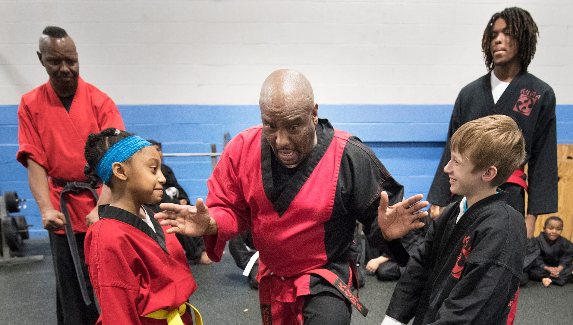 York city martial arts legacy of Gary Hopkins Sr. continues helping generations of youth