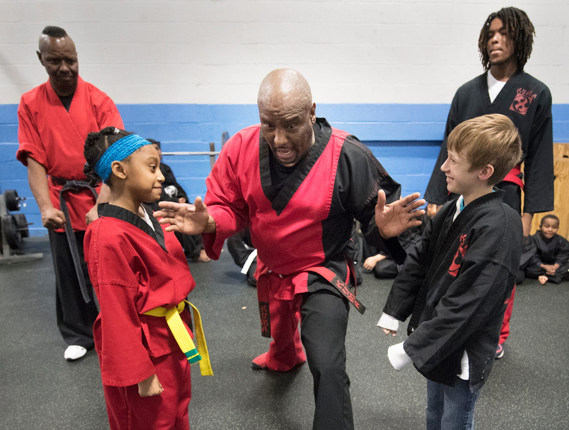 York martial arts legacy of Gary Hopkins Sr. continues helping generations of youth