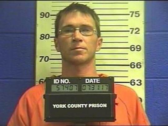 Richard Schock, 41, of Peach Bottom Township.