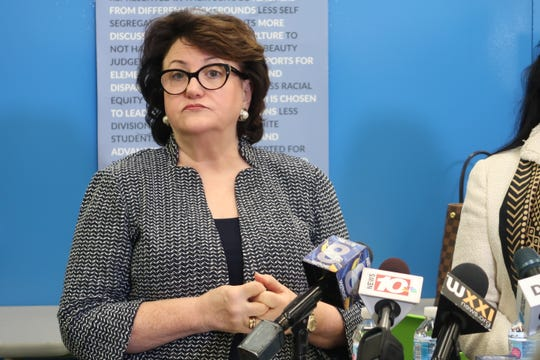 State Education Commissioner MaryEllen Elia announced Monday she will resign at the end of August after starting in the post in 2015.
