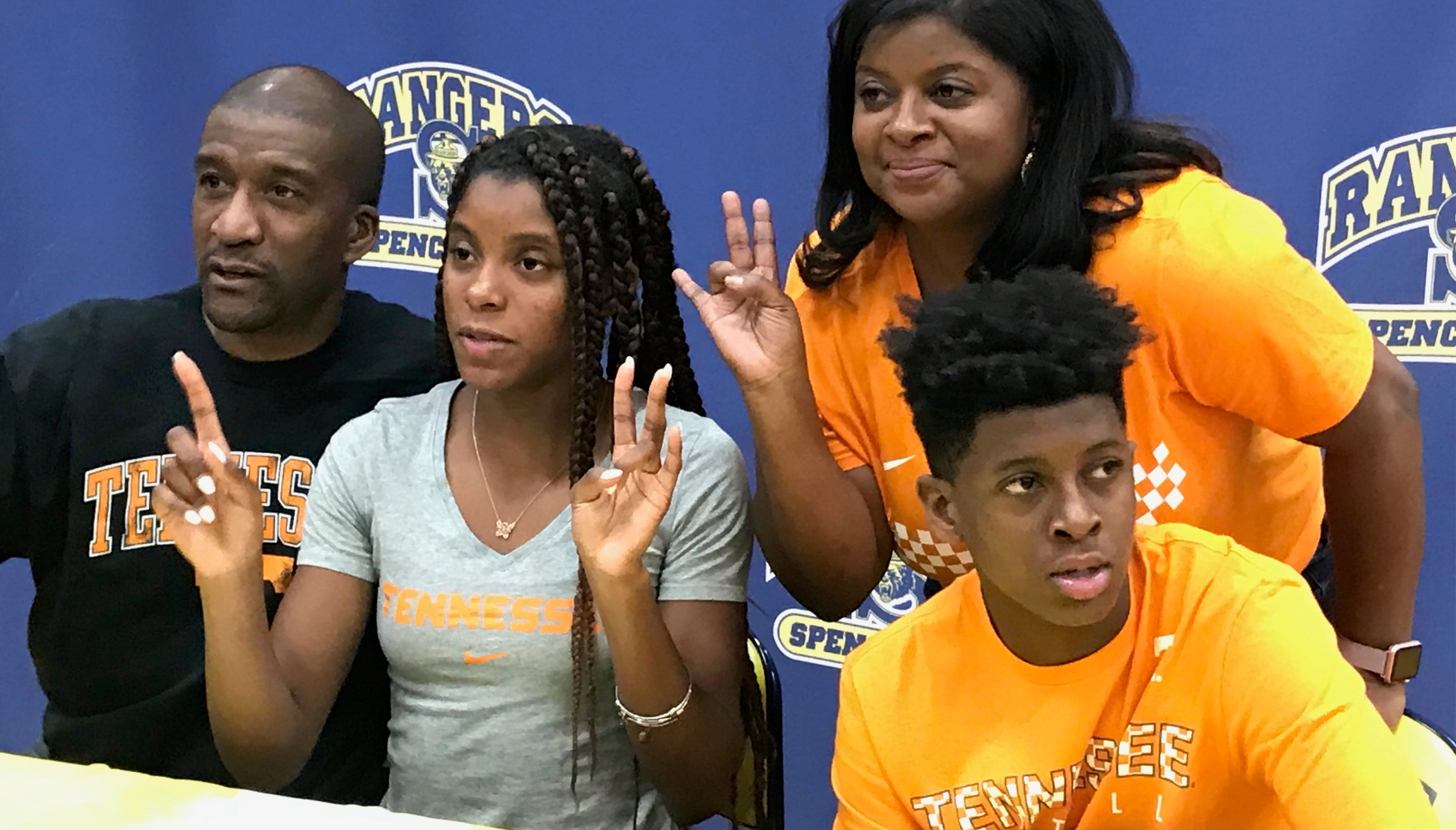 Signing Day: Spencerport track and field star Vanessa Watson chooses Tennessee