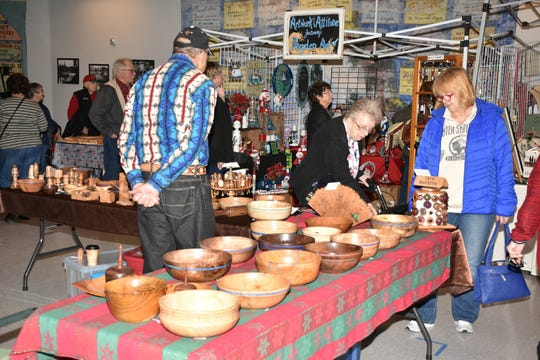 The 9th Annual Handmade Holiday Bazaar is 10 a.m. to 5 p.m. Saturday, Dec. 1 and and noon to 4 p.m. Sunday, Dec. 2, at the Yamhill Valley Heritage Center.