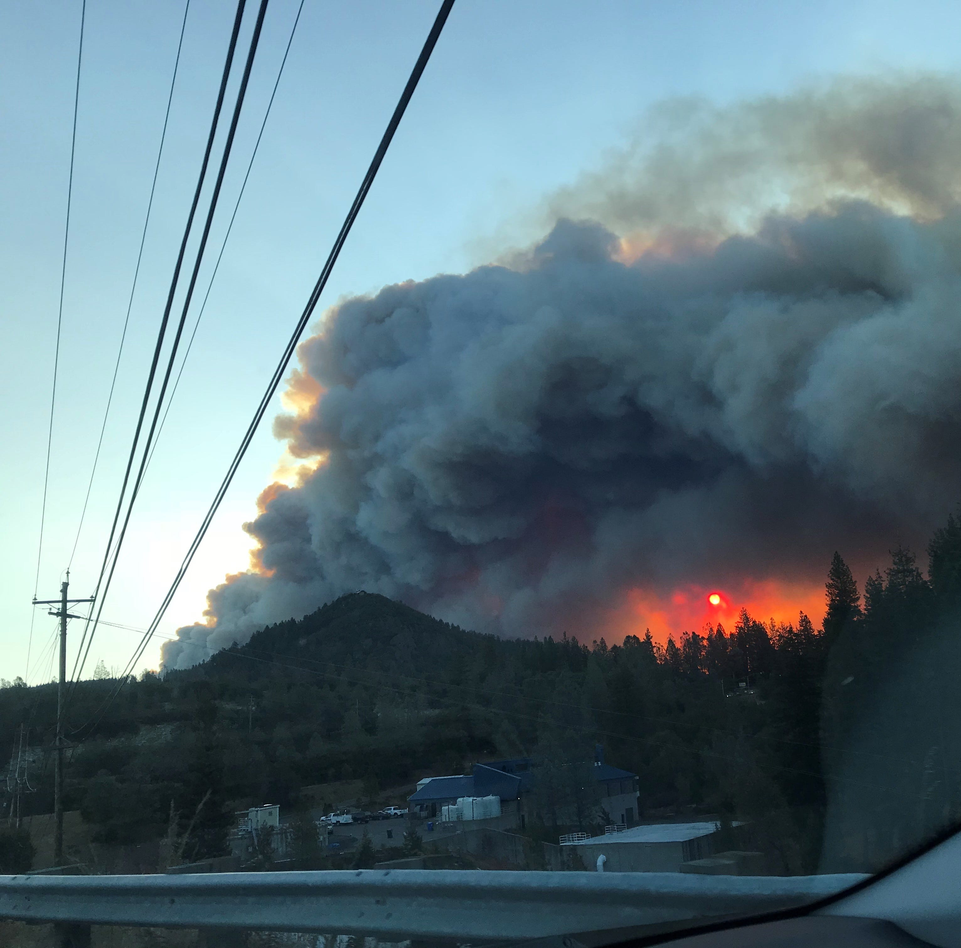 Salinas native narrowly escapes Camp Fire in Paradise, loses everything