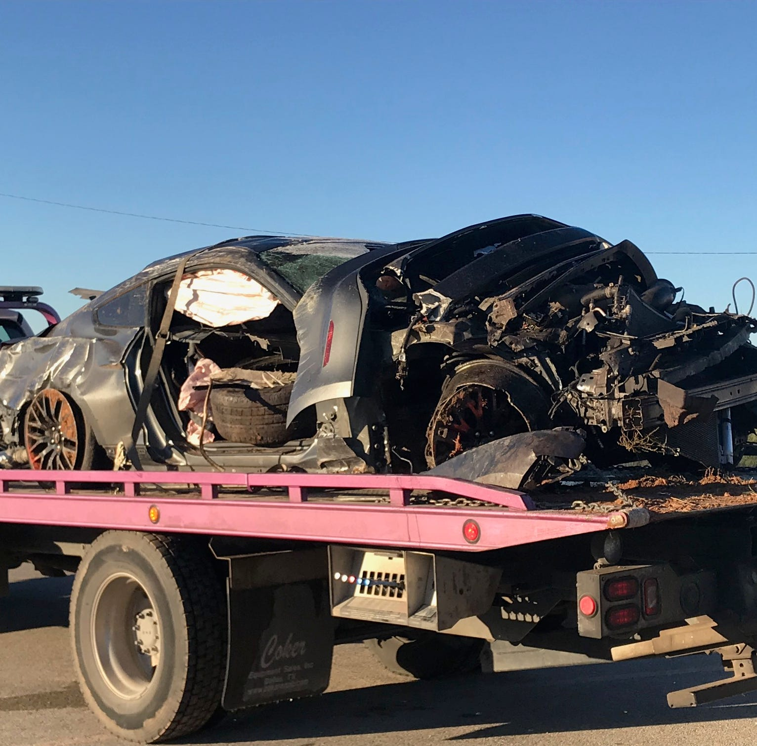 Police identify 3 killed in San Angelo crash on Knickerbocker Road near Packsaddle Bar-B-Que