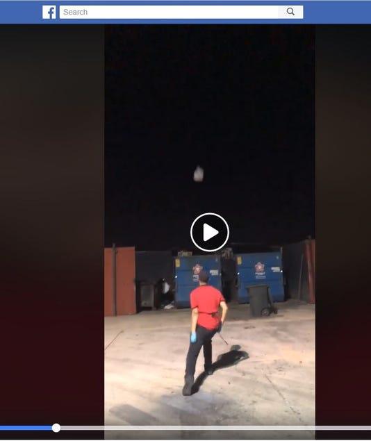 Trash Video screenshot