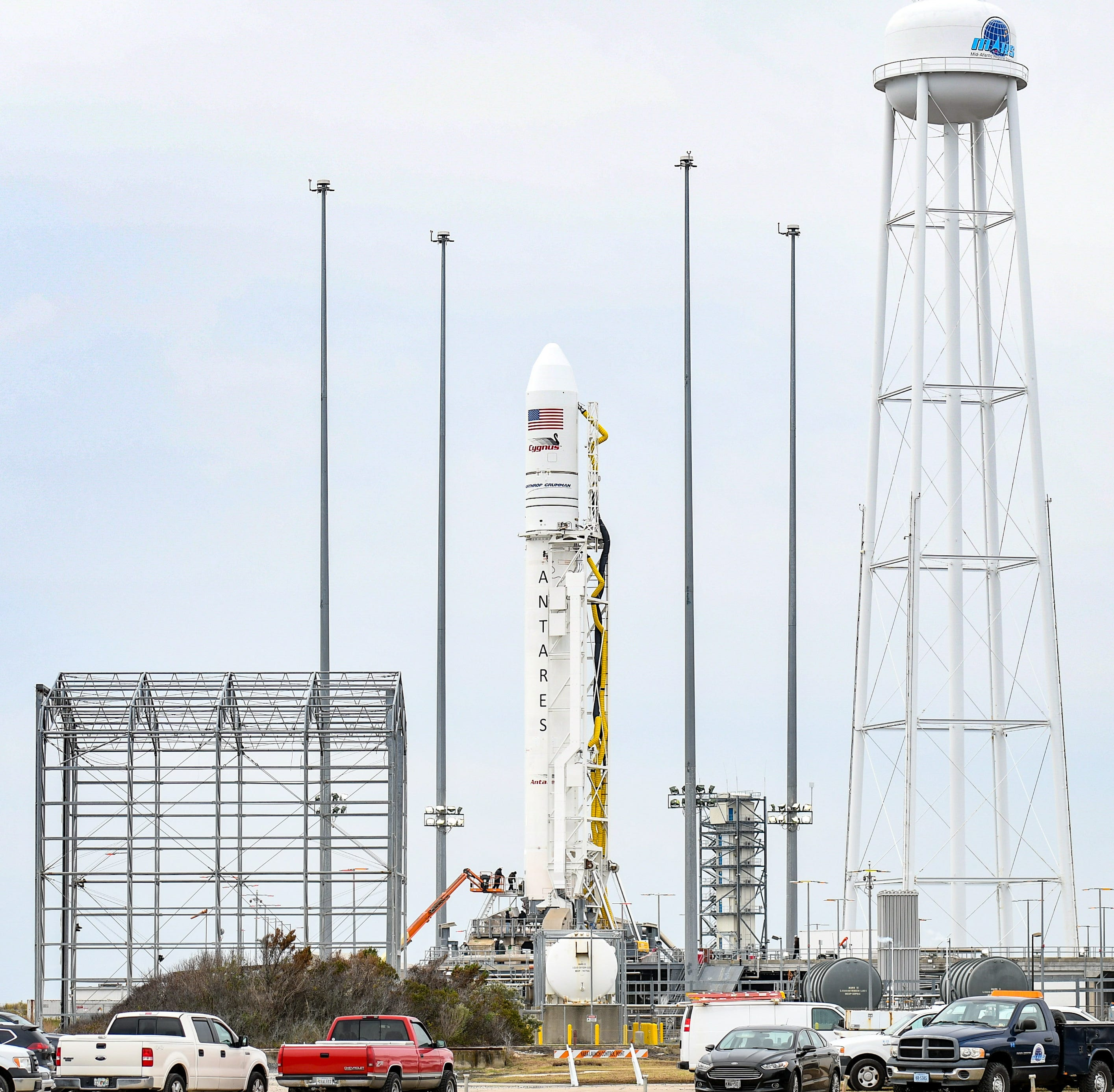 Excited for Antares NG-10 rocket launch? Here's everything you need to know