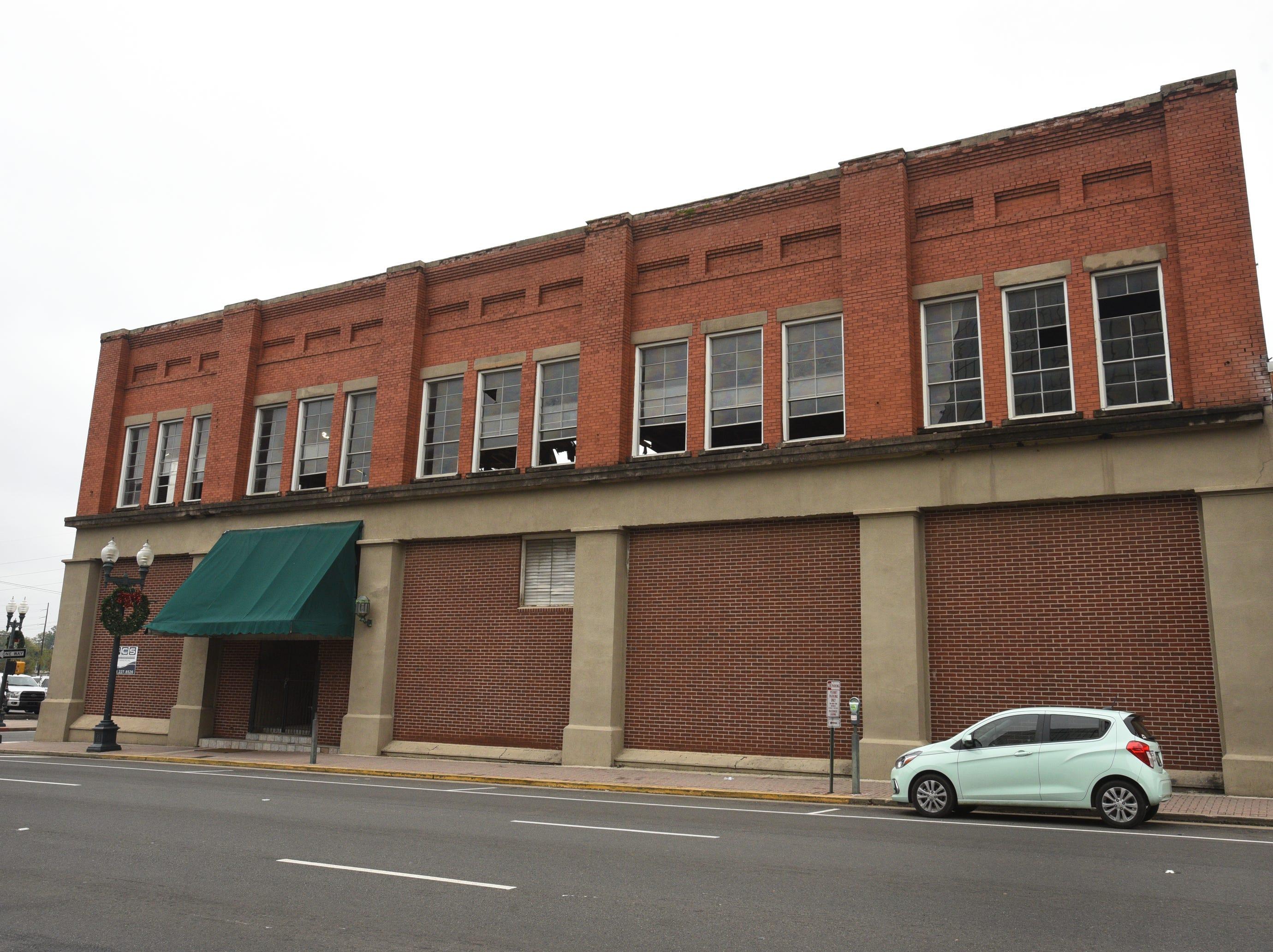 Goode-Cage Drug Building in Shreveport.