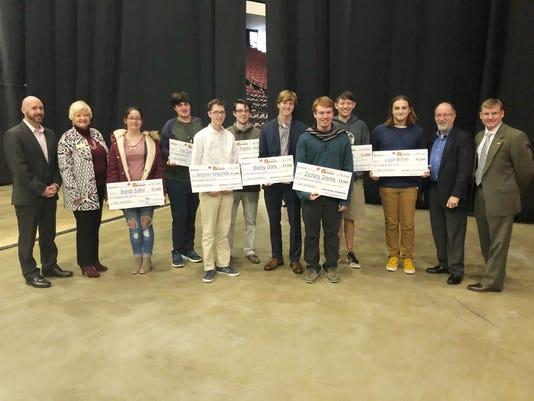 18 Schol Winners