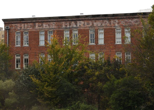 Lee Hardware Apartments in Shreveport.