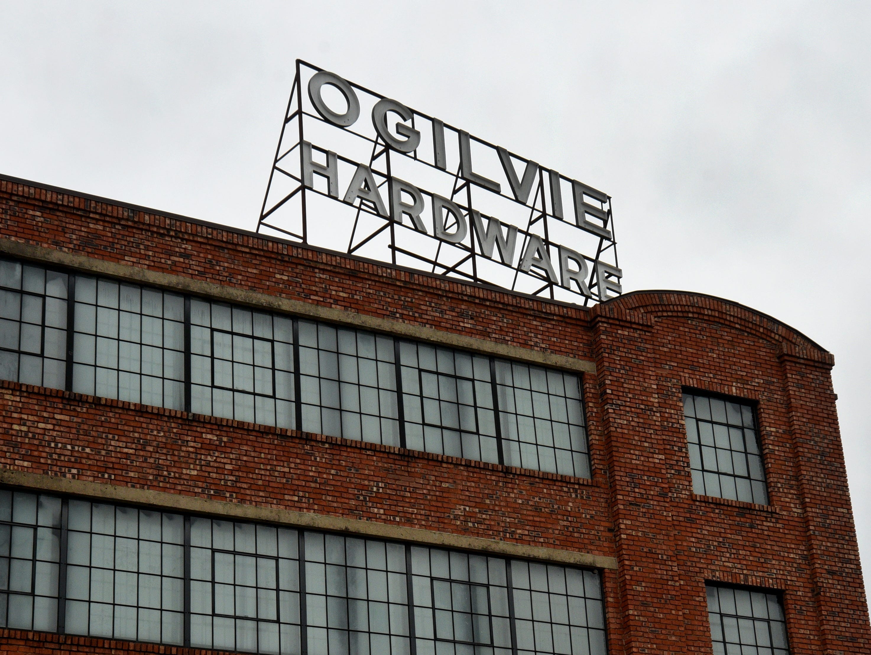 Ogilvie Hardware Lofts in Shreveport.