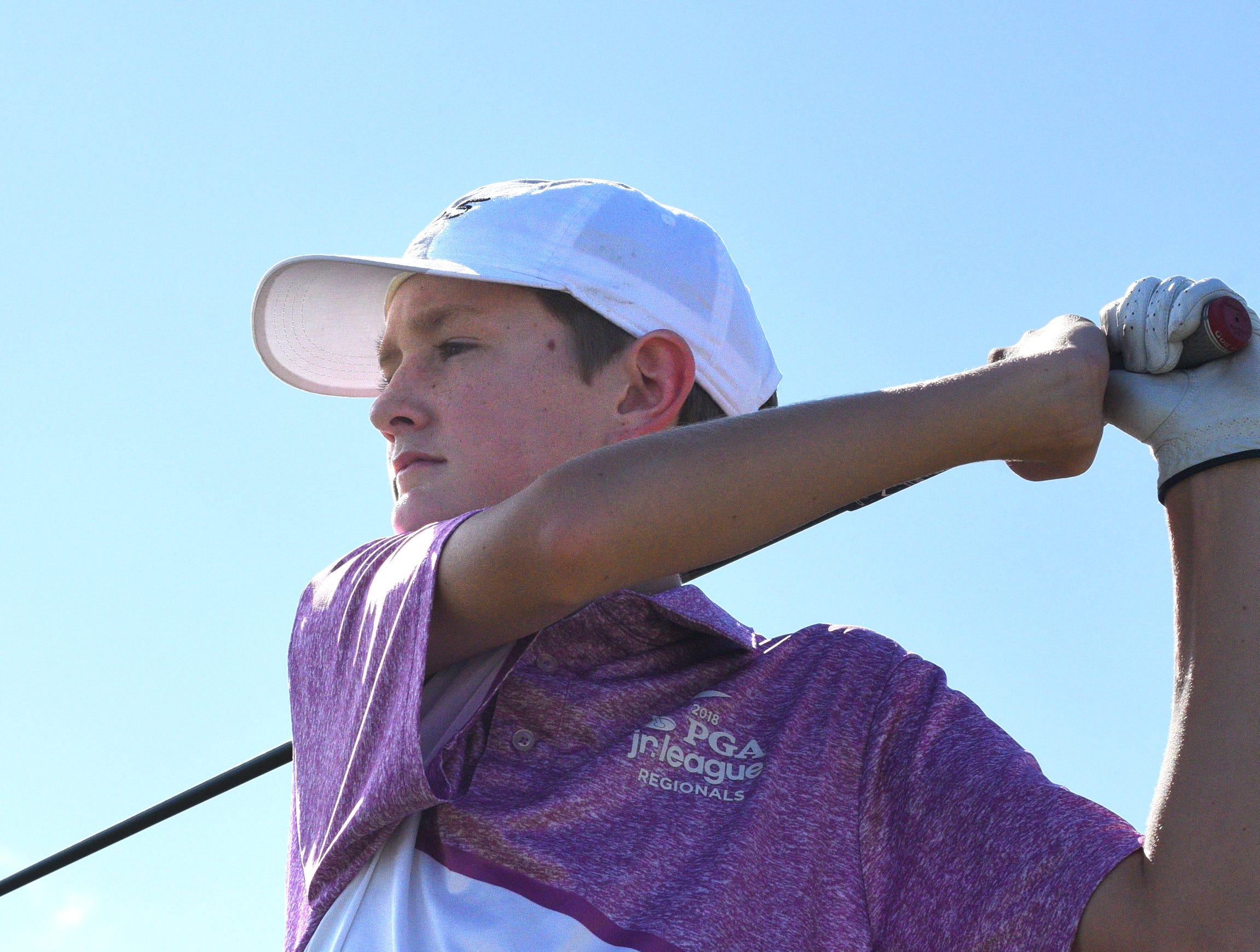 Locals set for golf's version of Little League World Series