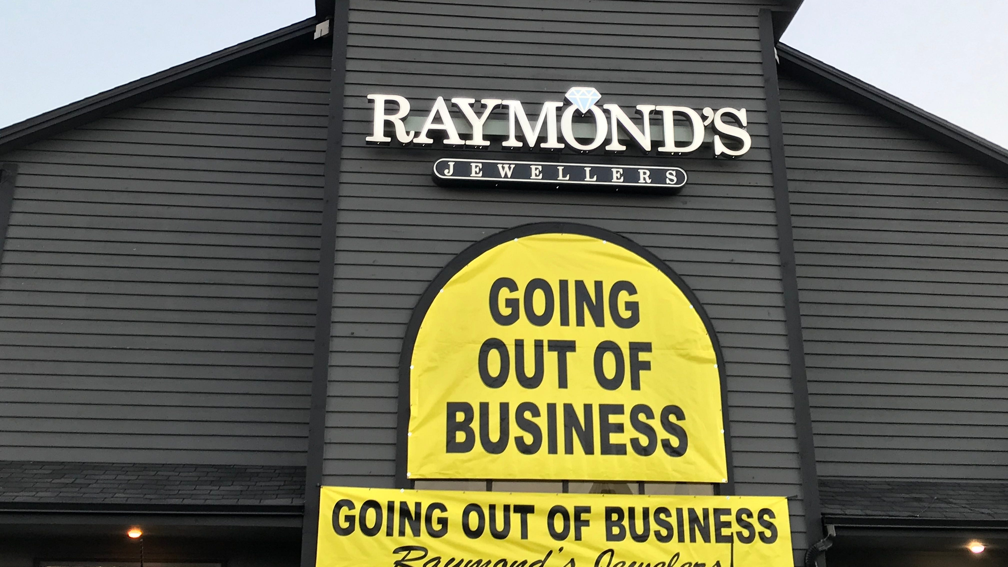 Raymond's Jewelers to close in Sioux Falls after death of owner