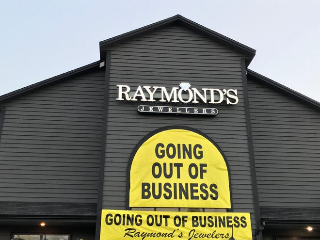 Raymond's Jewelers at 1111 W. 41st St. in Sioux Falls