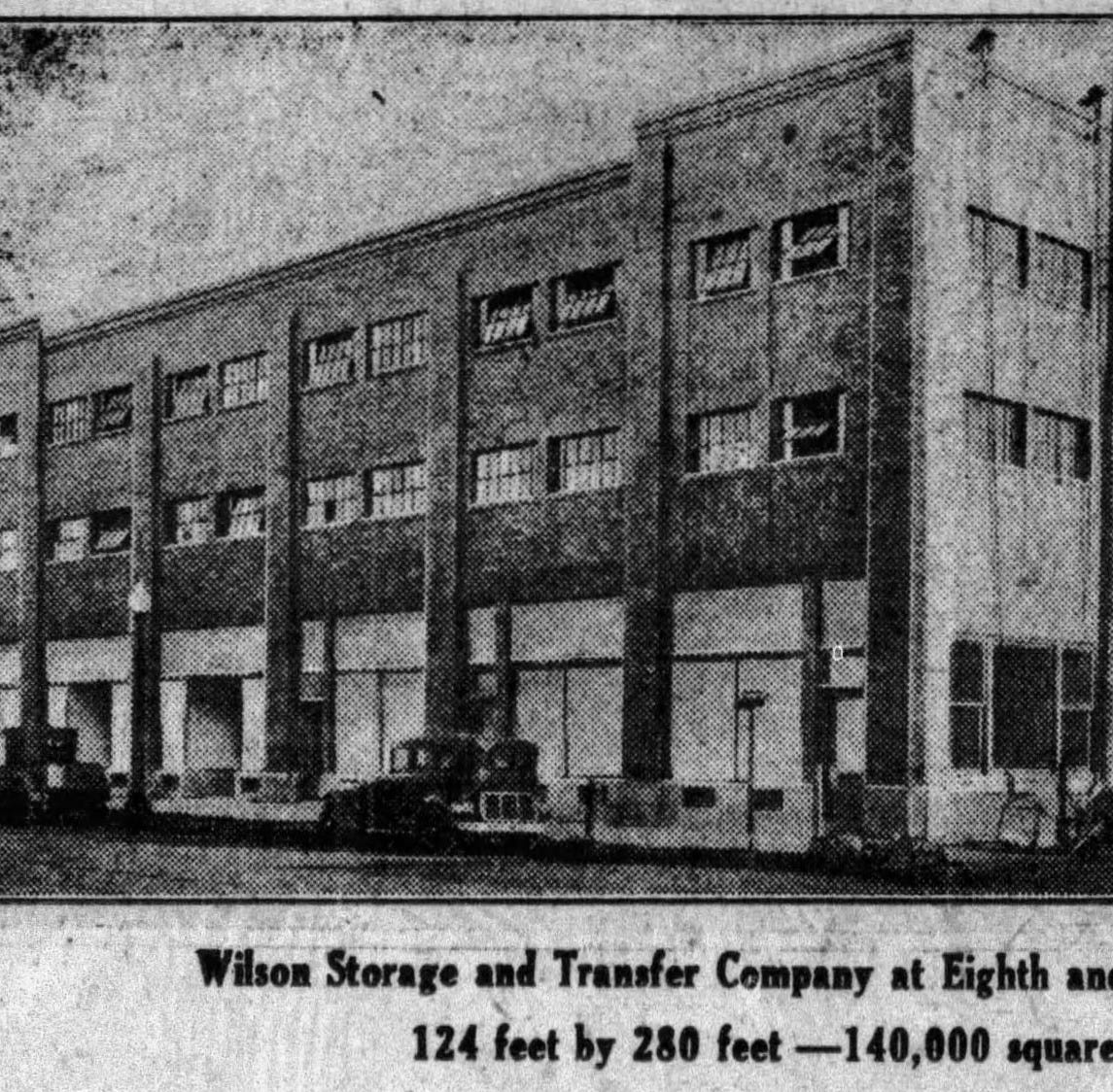 Looking Back: Enormous 1929 warehouse significant in Sioux Falls