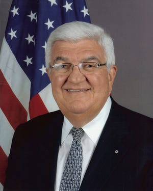Former Ambassador Tom Korologos will be honored at SUU on Nov. 15, 2018.