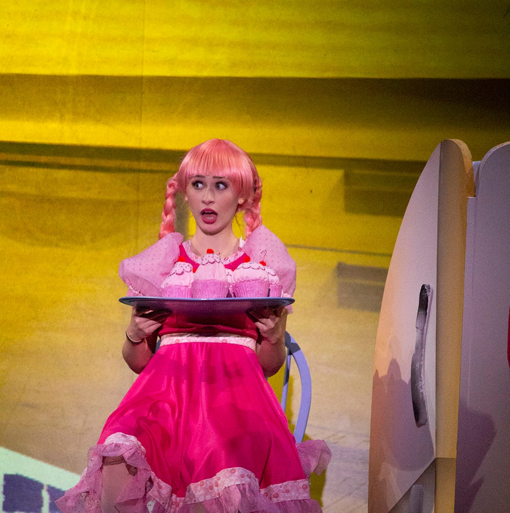 'Pinkalicious' is a great chance to introduce kids to live theater