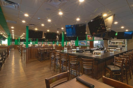 Port St. Lucie's second Duffy's Sports Grill is off Port St. Lucie Blvd in the new Sympatico Plaza.