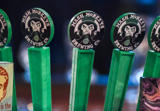 Mash Monkeys Brewing Company's One-Year Anniversary Party is Saturday in Sebastian.