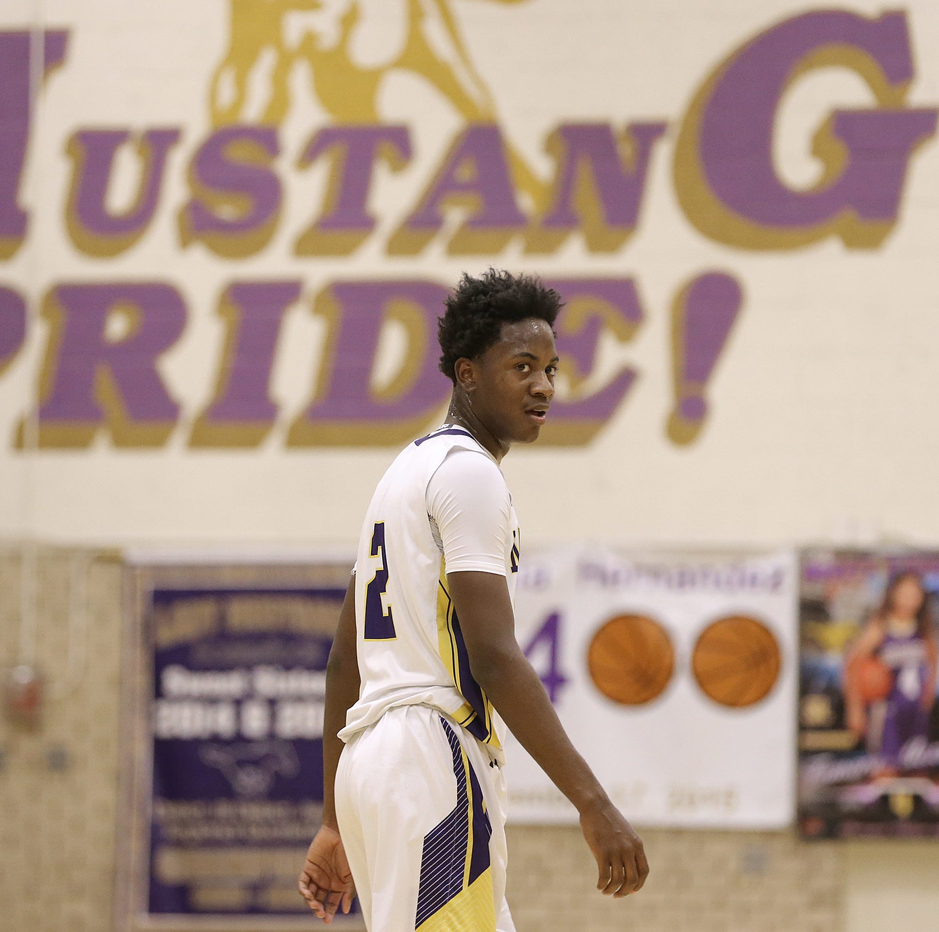 Burges basketball defeated Coronado Tuesday night at Burges High School 73-56.