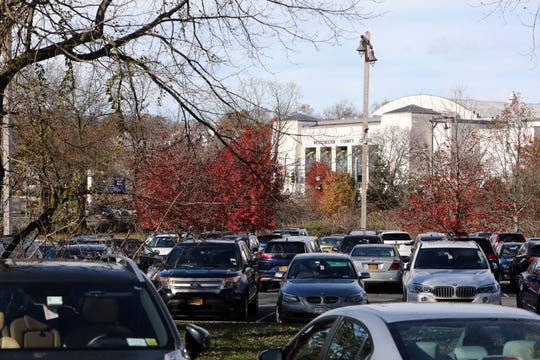 Westchester County Center seen from the east parking lot Nov. 14, 2018 in White Plains.