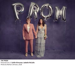 Video: A peak inside 'The Prom'