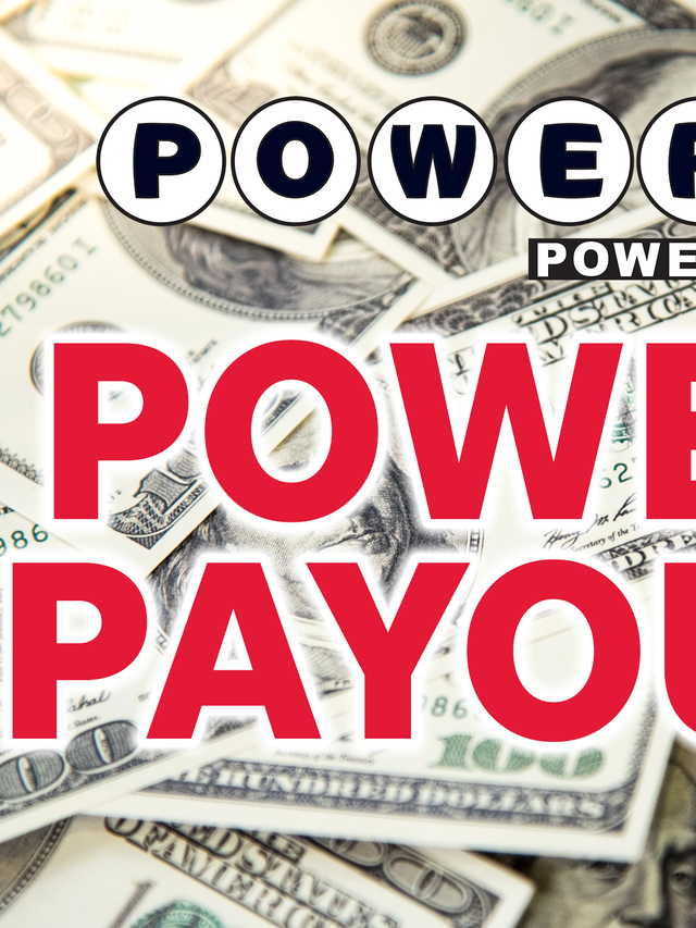 Delaware Lottery's Power Payout second-chance drawing