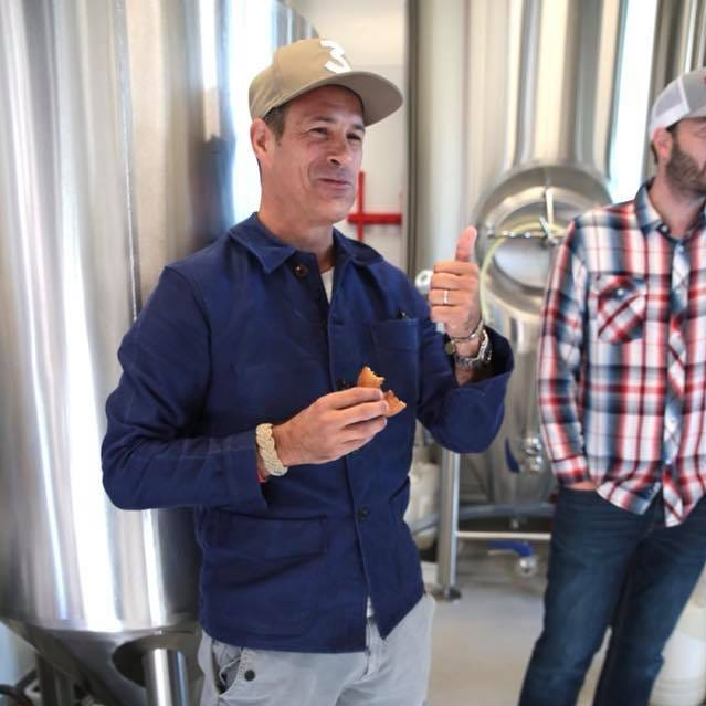 Dogfish & Dewey Beer Co. unveiling Fifer Orchards apple cider doughnut beer at Analog-A-Go-Go