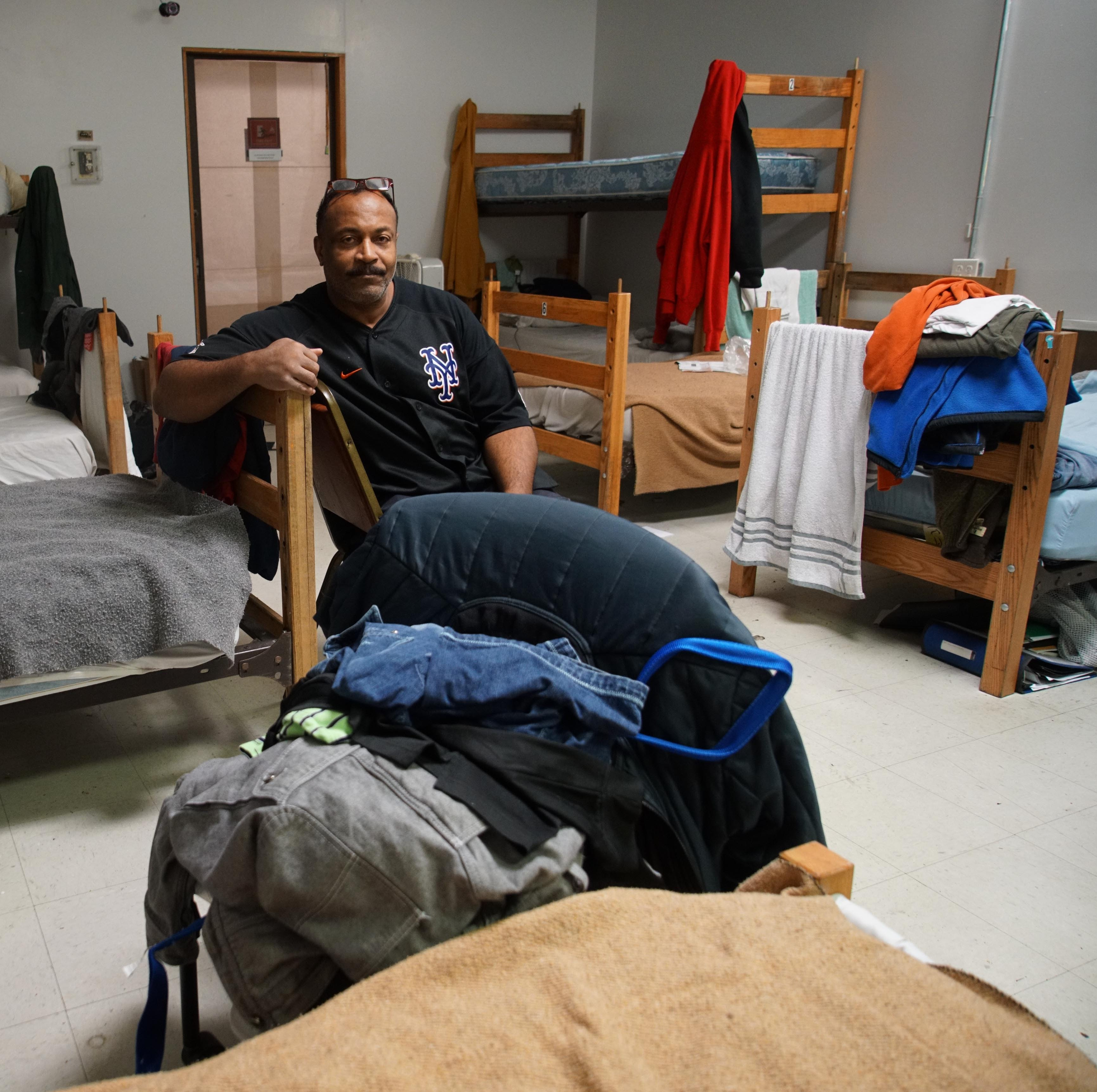 As temperatures drop, Wilmington homeless shelter 'RVRC' plans shutdown