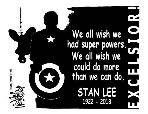 Stan Lee Copy
