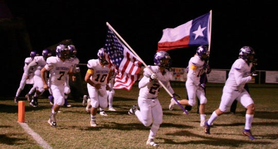 The Throckmorton Greyhounds are back in the playoffs after winning 8-A Division II.