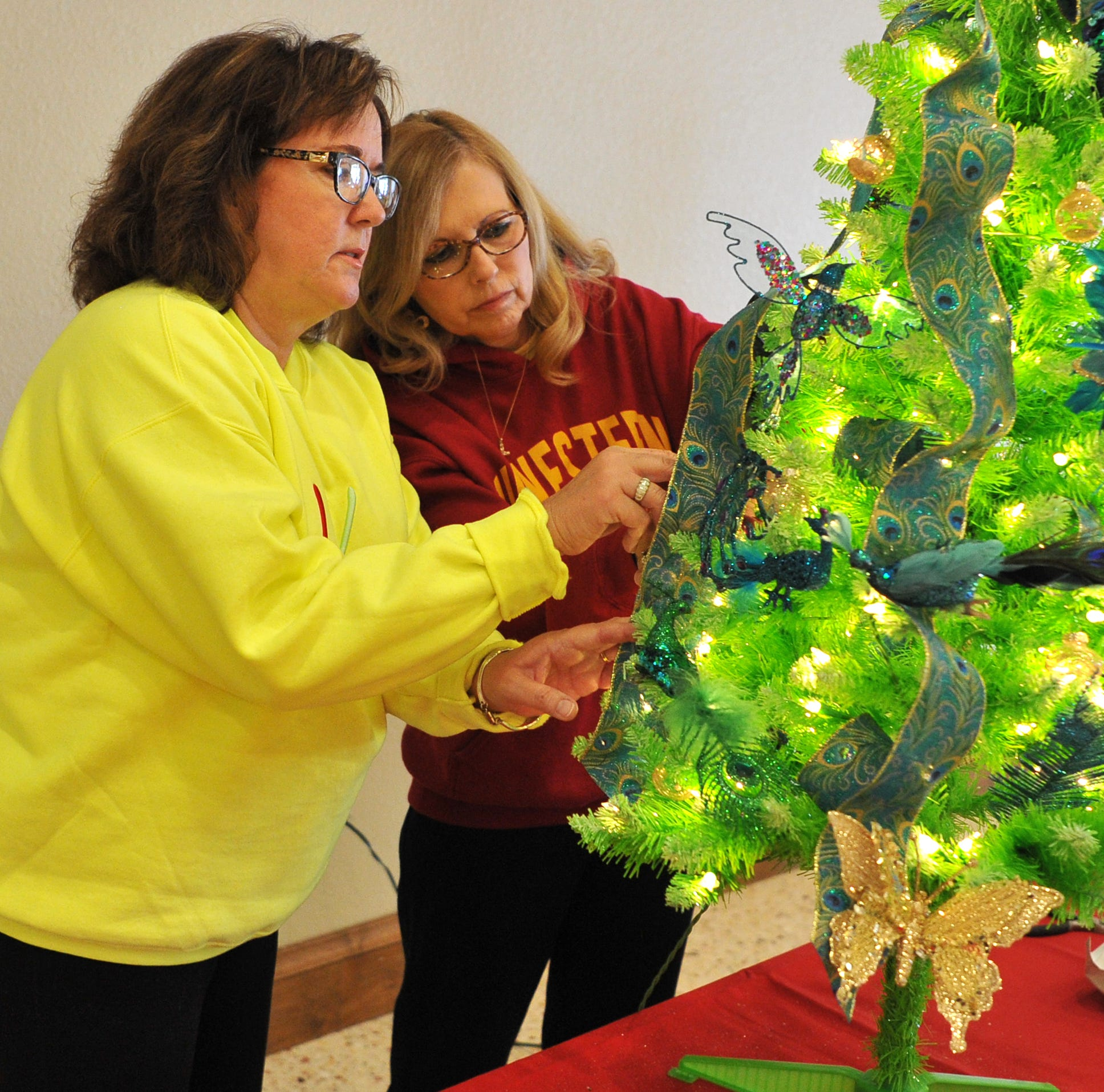 Watch Video: Interfaith Outreach Services, Oh Christmas Tree
