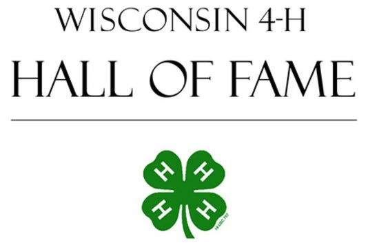 Wi 4h Hall Of Fame Logo