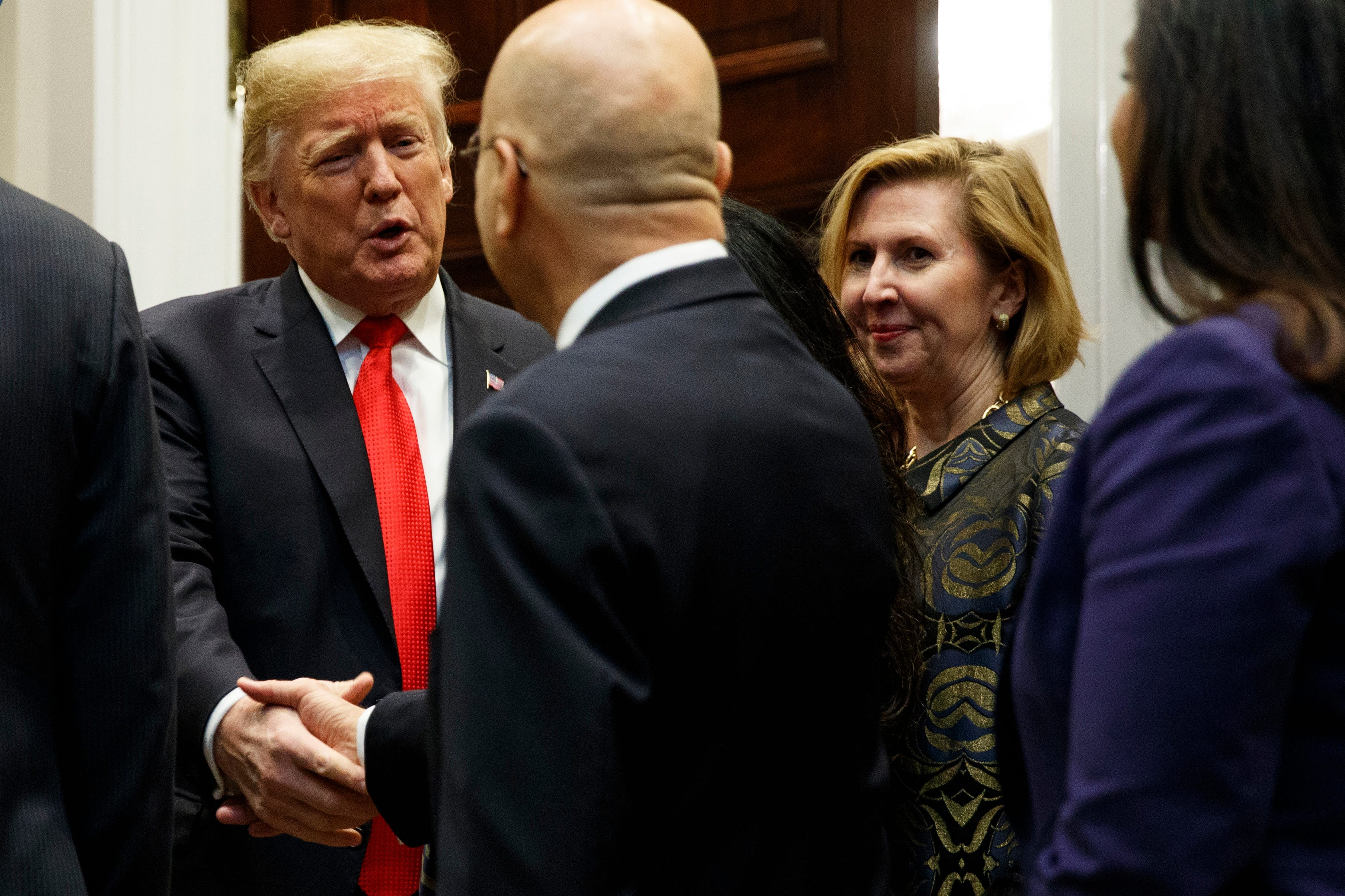 2afa36d0eb15 Donald Trump reassigns deputy national security adviser Mira Ricardel