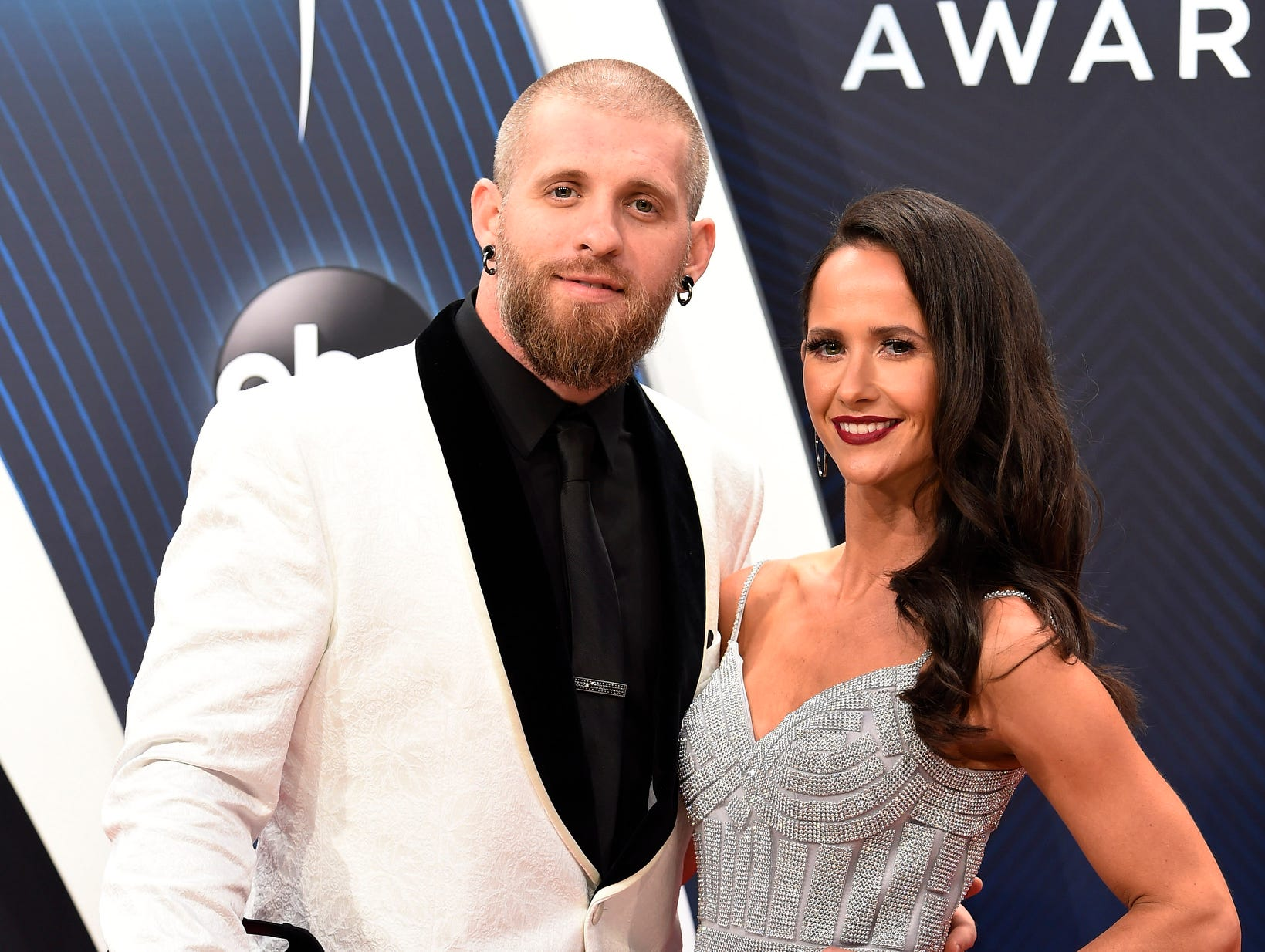 Brantley Gilbert and wife Amber Cochran