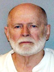 "James ""Whitey"" Bulger had been sentenced in 2013 to spend the rest of his life in prison."