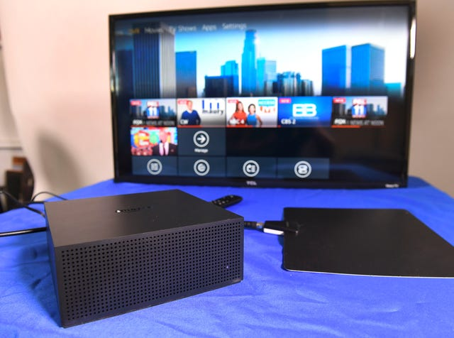 Amazon's Fire TV Recast DVR is a totally different way of watching TV