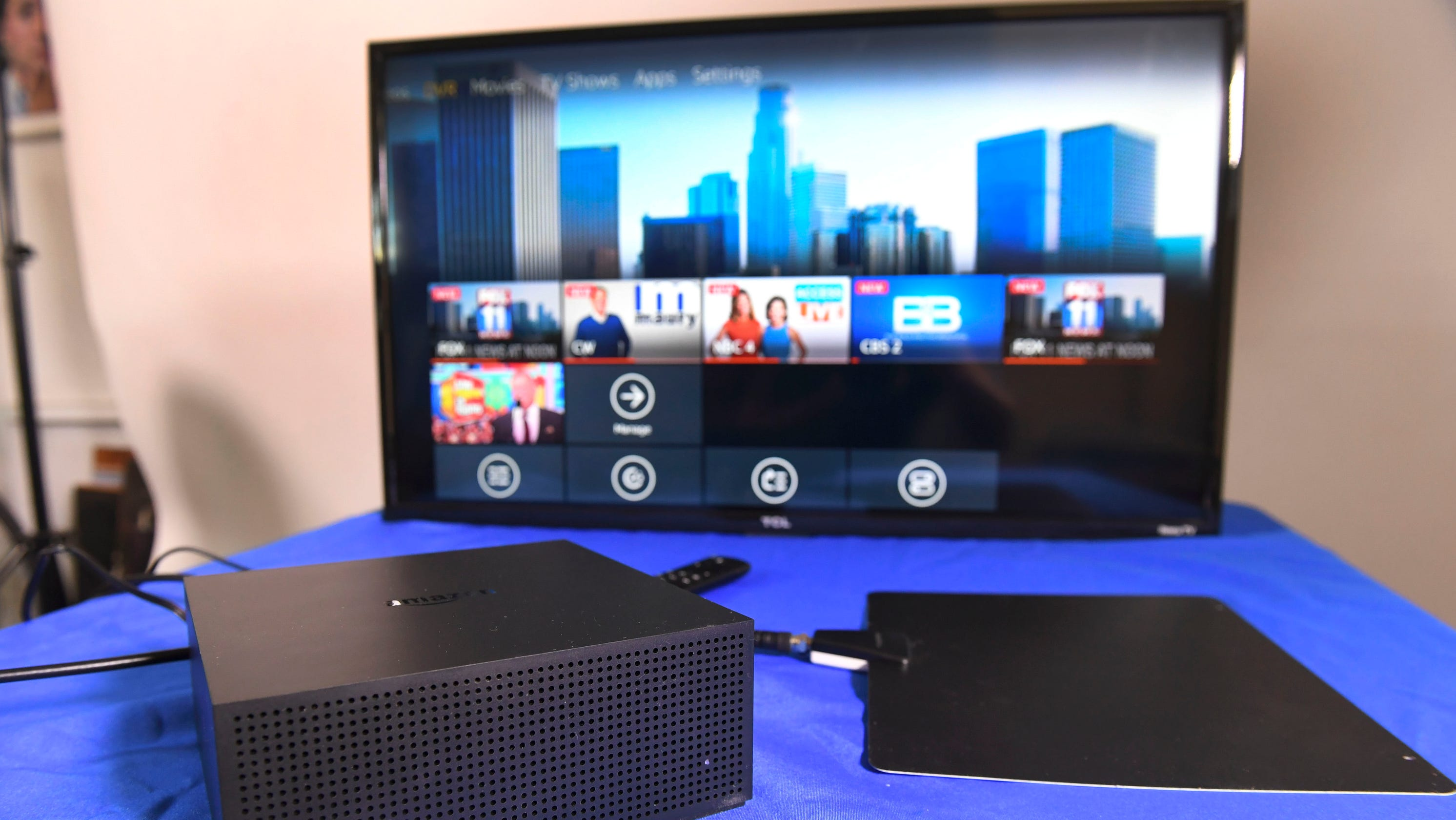 Amazon's Fire TV Recast DVR is a totally different way of