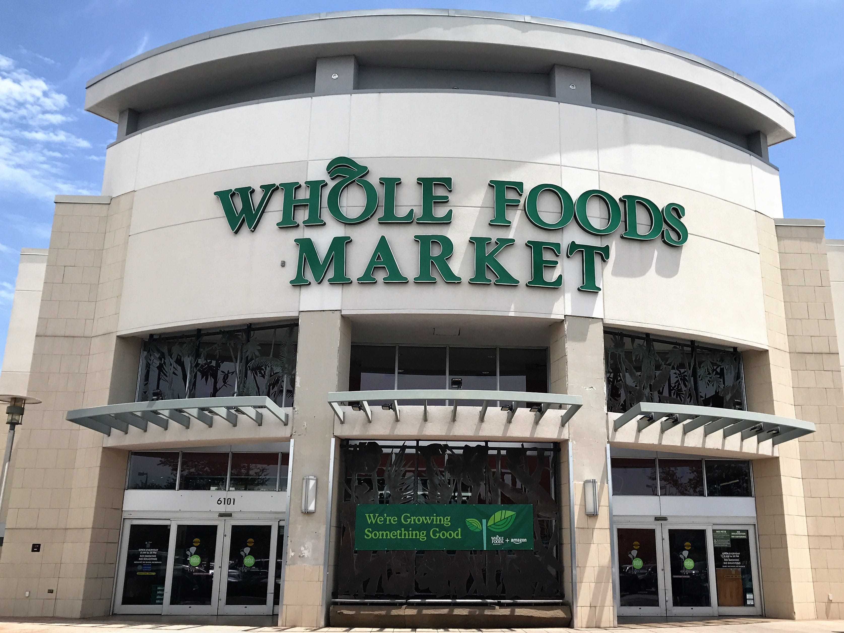 Whole Foods Market was acquired by Amazon in 2017.