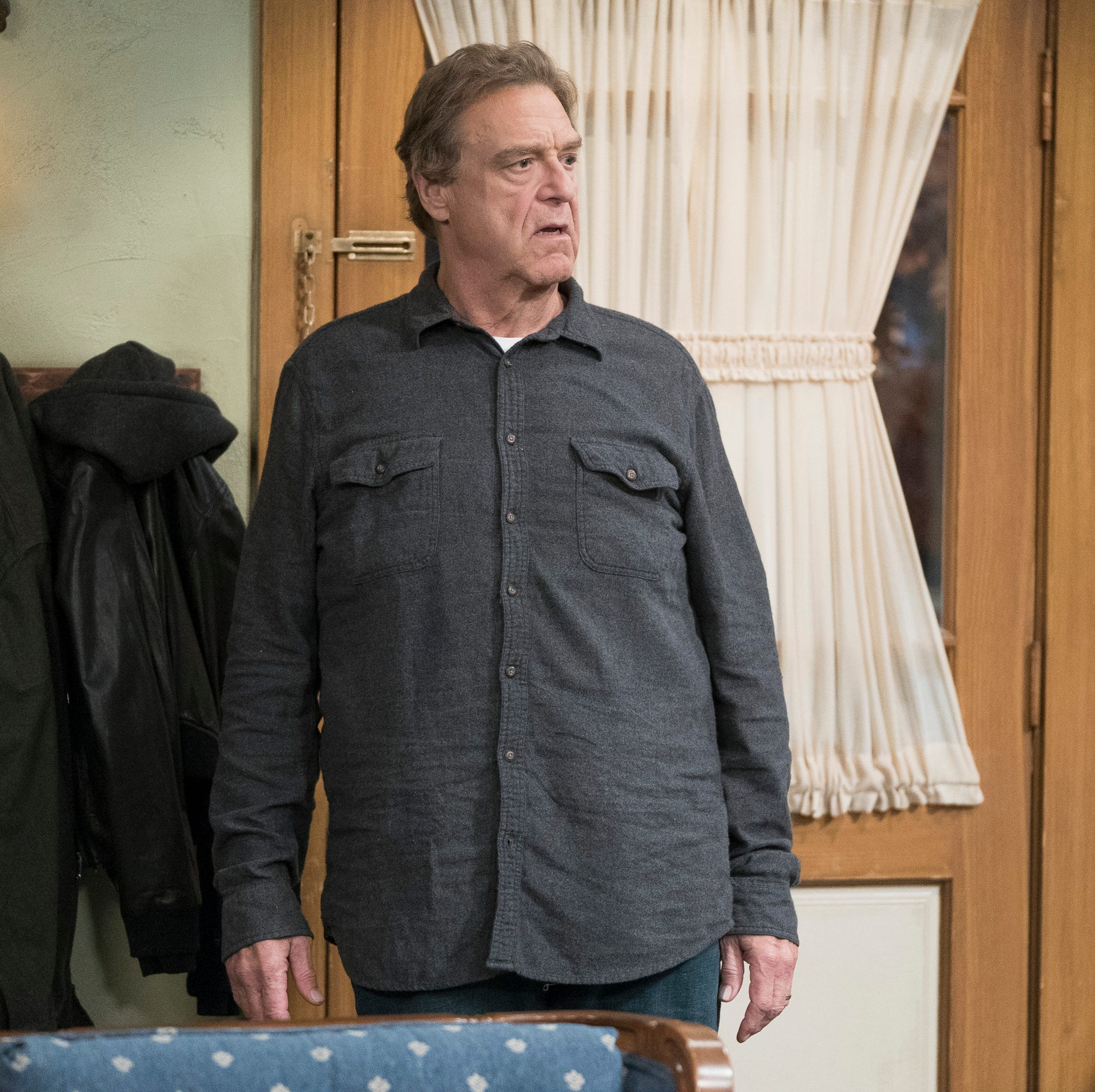 'The Conners' recap: A little politics, a little religion and a lot of grief