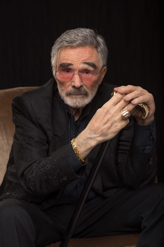 """Burt Reynolds told USA TODAY in 2015 that he turned down the part of James Bond because he thought the public wouldn't """"accept"""" an American Bond."""