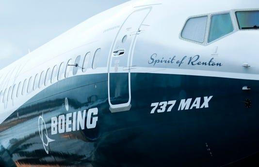 Ap Boeing 737 Max F A Usa Wa